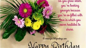 Birthday Flowers and Messages Sweet Birthday Messages 365greetings Com