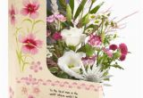 Birthday Flowers by Post Flower Cards Flying Flowers Floralcard Best Flowers by