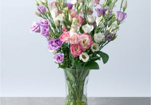 Birthday Flowers by Post Sweet Lisianthus Flowers by Post Bunches Co Uk