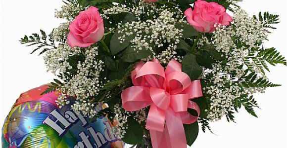 Birthday Flowers Delivery Usa Birthday Roses and Balloon Usa Flower Delivery