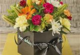 Birthday Flowers In A Box Flowers for A Man Flowers Ideas for Review