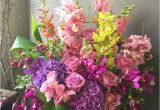 Birthday Flowers Vancouver Great Vancouver Florist Colorful and Scented Flower Garden