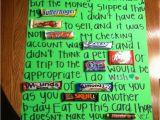 Birthday Gift Card Ideas for Him Boyfriends Birthday Present Haha Jennifer Milsaps L