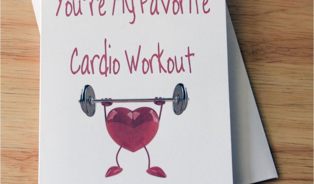 Birthday Gift Card Ideas For Him Cardio Workout Boyfriend