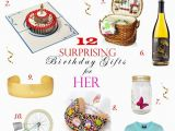 Birthday Gift Experiences for Her 12 Surprising Birthday Gifts for Her Lovepop