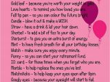 Birthday Gift Experiences For Her 30th Survival Kit Pink Pinterest