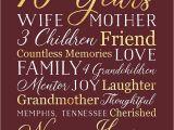 Birthday Gift for Great Grandmother Birthday Gift for Grandma Choose Any Year 85th Birthday