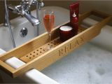 Birthday Gift Ideas for Her Uk Personalised Wooden Bath Racks the Perfect Christmas Gift