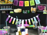 Birthday Gift Ideas for Him 23rd Science Birthday Party Ideas Printables Food