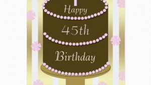 Birthday Gift Ideas for Him 45th 45th Birthday Gifts T Shirts Art Posters Other Gift