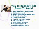 Birthday Gift Ideas for Him Electronics Birthday Gift Ideas for Men who Have Everything