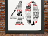 Birthday Gift Ideas for Him Electronics Personalized 40th Birthday Gift for Him 40th by Blingprints