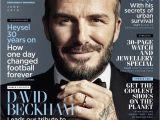 Birthday Gift Ideas for Him Gq David Beckham Para Gq Britanico 1 Moda Masculina