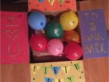 Birthday Gift Ideas for Him Sydney Happy Birthday Package for Long Distance Relationships