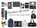 Birthday Gift Ideas for Him Under $100 Christmas Gift Guide for Him Under 100 More Than Adored