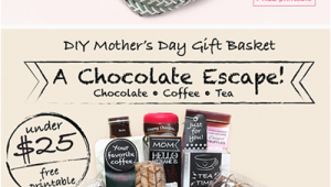 Birthday Gift Ideas for Him Under $25 Diy Mother S Day Gift Basket Ideas Under 25 Gift Ideas