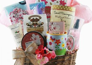 Birthday Gift Packages For Her Spa Baskets Oasis Basket Diygb