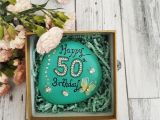 Birthday Gifts by Post for Him Uk 50th Birthday Gift for Her 50th Birthday Celebration Stone