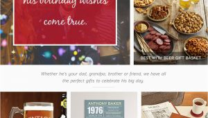 Birthday Gifts for 25 Year Old Male 25th Birthday Gifts for Men Gifts Com