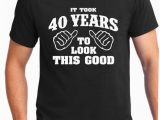 Birthday Gifts for 40 Year Old Man 40th Birthday Gift Turning 40 40 From Bluyeti On Etsy T