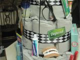 Birthday Gifts for 40 Year Old Man Adult Diaper Cake for 40th B Day Adult Diaper Cake for