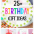 Birthday Gifts for Best Friends 25 Fun Birthday Gifts Ideas for Friends Crazy Little