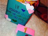 Birthday Gifts for Boyfriend 18th Gift Ideas for Him 18th Birthday Buscar Con Google why I
