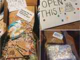 Birthday Gifts for Boyfriend 18th Surprise Birthday Package for My Ldr Boyfriend