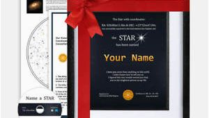 Birthday Gifts for Boyfriend Ebay Name A Star Gift Set Personalised Gift for Boyfriend