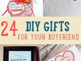 Birthday Gifts for Boyfriend List 24 Diy Gifts for Your Boyfriend Christmas Gifts for