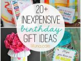 Birthday Gifts for Boyfriend On A Budget 20 Inexpensive Birthday Gift Ideas Gifts to Buy or Diy