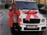 Birthday Gifts for Boyfriend Online Delivery In Nigeria Dj Cuppy Receives Brand New G Wagon From Her Boyfriend for