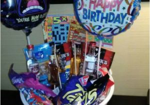 Birthday Gifts for Boyfriend Turning 26 A Boyfriend Birthday Basket Party Birthday Basket