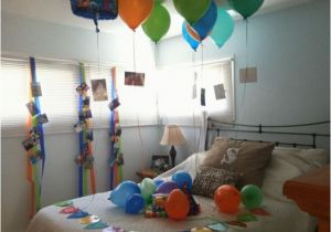 Birthday Gifts for Boyfriend Turning 26 Tricia 39 S Adventures at Home Husband Birthday Surprise