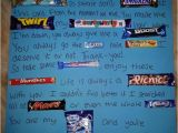 Birthday Gifts for Boyfriend Uk Chocolate Card Candy Birthday Cards Chocolate Card