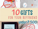 Birthday Gifts for Boyfriend Under 500 Rupees Best Gifts for Boyfriend 10 Awesome Gifts Ideas for Him
