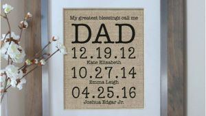Birthday Gifts for Daddy From Baby Personalized Gift for Mom Birthday Gift From Daughter