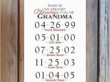 Birthday Gifts for Grandma From Grandson 17 Best Images About Homemade Gifts for Grandparents On