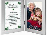 Birthday Gifts for Great Grandma Amazon Com Great Grandma Irish Blessing Birthday or