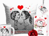 Birthday Gifts for Her Online India Romantic Birthday Gifts for Her India Gift Ftempo