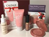 Birthday Gifts for Him 2017 Sephora 2017 Birthday Gift Review Thisamandalife Youtube