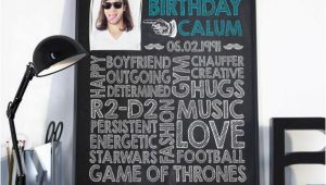 Birthday Gifts for Him 25 25th Birthday Birthday Gift for Him Birthday Sign Birthday