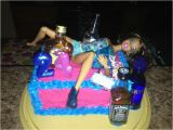 Birthday Gifts for Him 26 Homemade Drunk Barbie 24th Birthday Cake Food
