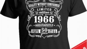 Birthday Gifts for Him 50 50th Birthday Gift for Men 50th Birthday T Shirt 50th Birthday