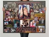 Birthday Gifts for Him 60 Birthday Gift Ideas 60th Birthday Photo Gifts for Dad