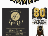 Birthday Gifts for Him 80 Years Old 80th Birthday Party Ideas the Best themes Decorations