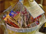 Birthday Gifts for Him Age 50 Birthday Basket with Very Cute Poem About Turning 40