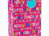 Birthday Gifts for Him at Walmart American Greetings Jumbo Happy Birthday Pink Gift Bag