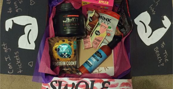 Birthday Gifts for Him by Post Valentines Care Package U R My Swole Mate Post Workout
