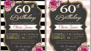Birthday Gifts for Him Cape town 60th Birthday Invitations 60th Birthday Invitations for